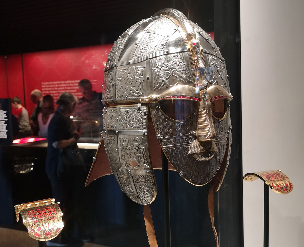 Sutton Hoo: Releasing the Sutton Hoo Story