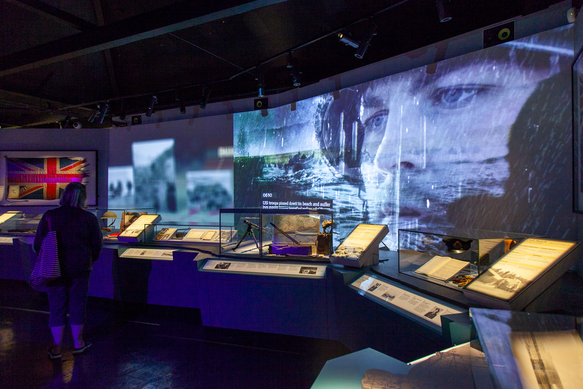 The D-Day Story: Transforming the D-Day Musuem