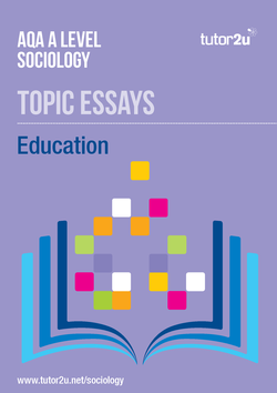 aqa a level sociology topic essays sociology education aqa a level sociology topic essays