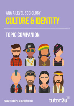 subculture topics