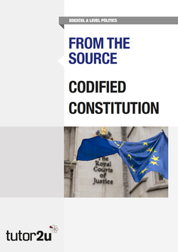advantages and disadvantages of a codified constitution