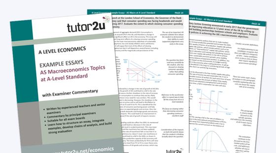 economics commentary macroeconomics essay