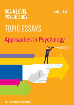 topic essays for aqa a level psychology psychology approaches in psychology aqa a level psychology topic essays