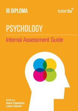 IB Psychology Teaching Resources | Psychology | tutor2u