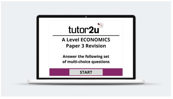 A-Level Economics Revision Quiz for Paper 3 | Economics