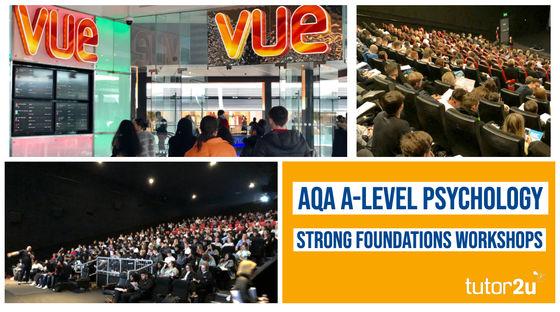Top Foundations 2020.Aqa A Level Psychology Strong Foundations Workshops Tutor2u Events
