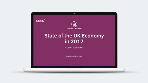 Essential Economics: State of the UK Economy in… | tutor2u Events