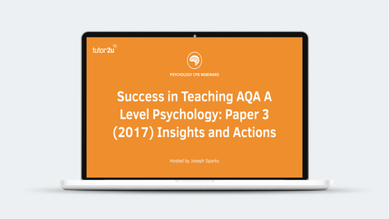 Psychology paper 3 help