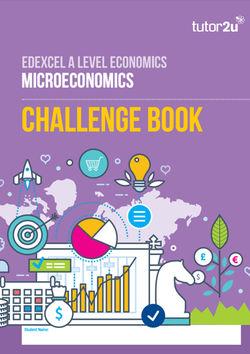 Edexcel A Level Economics Challenge Book -… | Economics | tutor2u