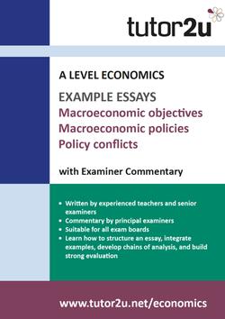 example top grade essays for a level economics economics macroeconomics example essays volume 2 for a level economics
