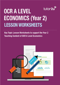 ocr alevel economics workbook microeconomics 2