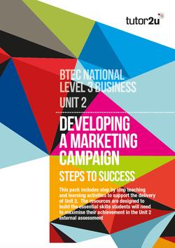 btec business level 3 unit 2