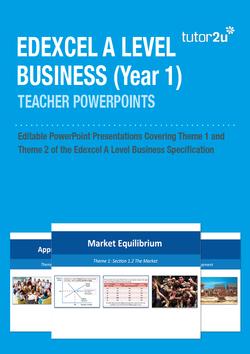 Explore | Business | tutor2u