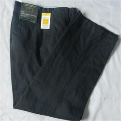 Marks  &  Spencer Grey Mens Chinos Trouser W38,L31