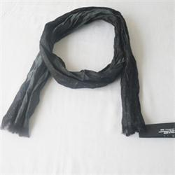 M  &  S Black-Grey Ladies Scarf