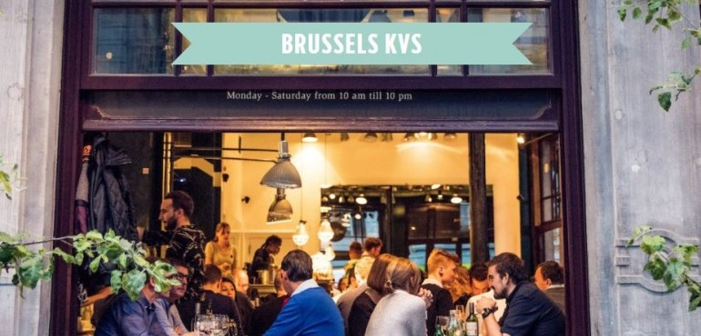 Balls & Glory Brussel KVS