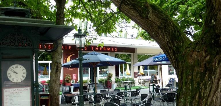 La Brasserie Des Thermes - La Luna
