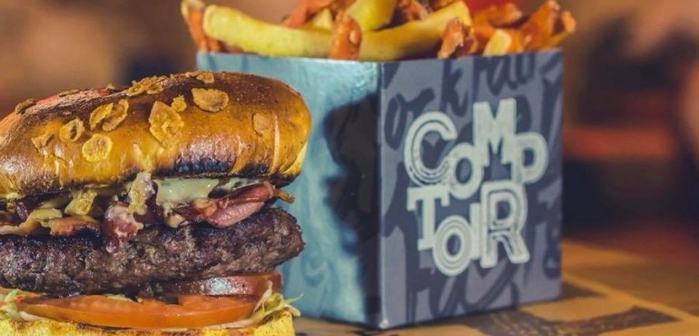 Le Comptoir de Be Burger