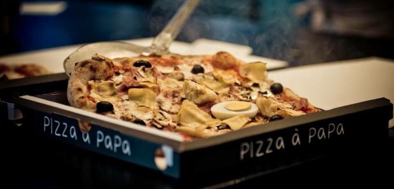 Pizza à Papa Nandrin