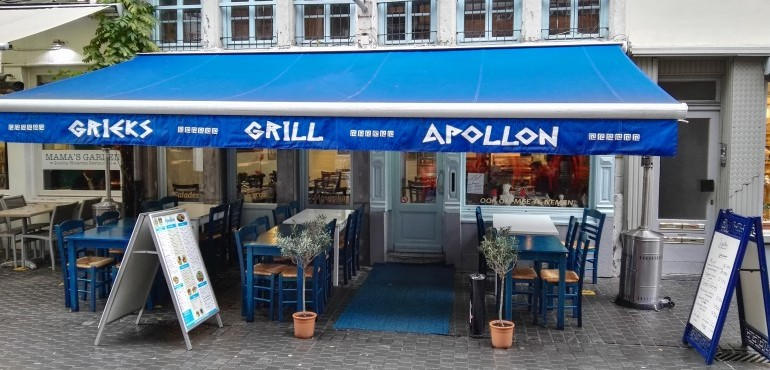 Grieks Restaurant Apollon