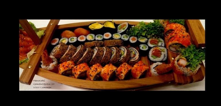 Hanasaki Oriental Restaurant
