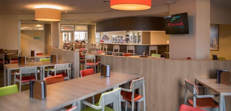 Floreal Blankenberge - Brasserie / Tearoom