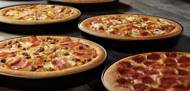 Pizza Hut Burcht
