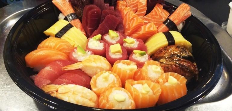 Koi Asian Food
