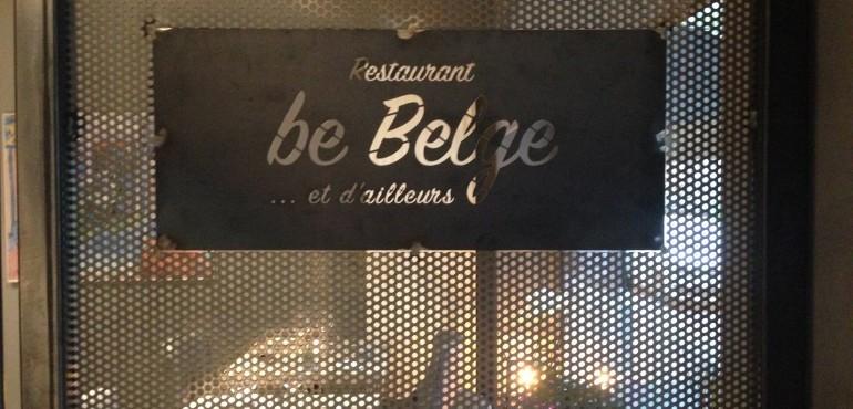 Be Belge... Et D'ailleurs