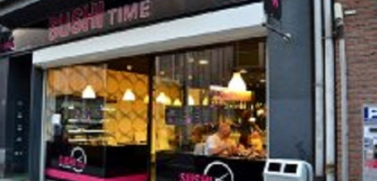 Sushi Time Liège