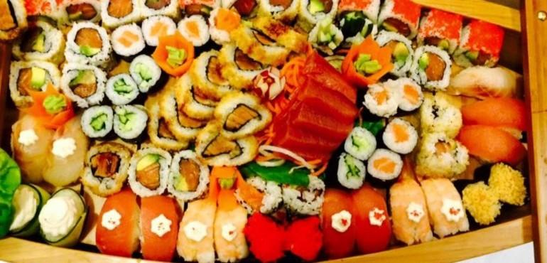 Saki Sushi Leuven