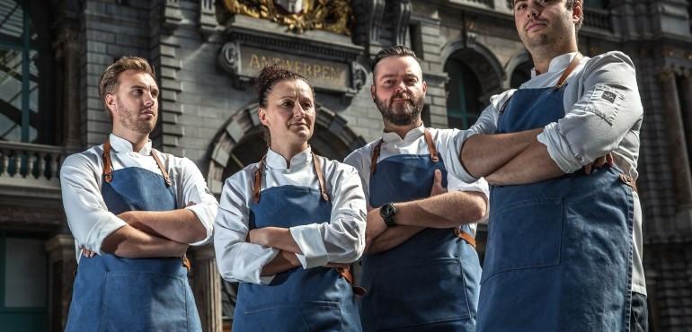 Restaurant Made In Antwerp