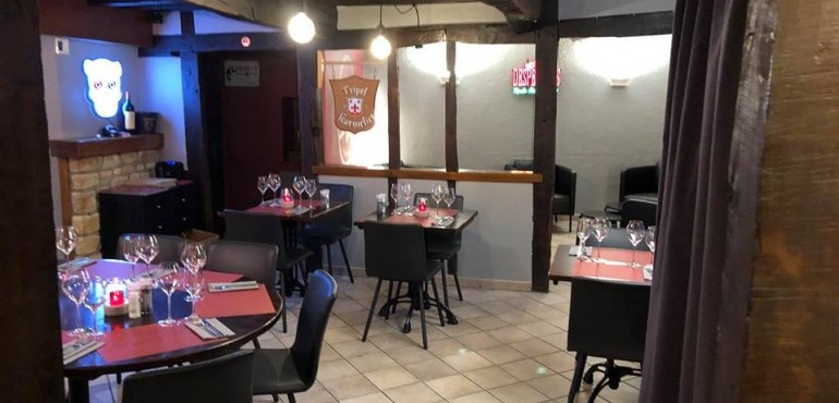 "Restaurant ""Le 49/60"""