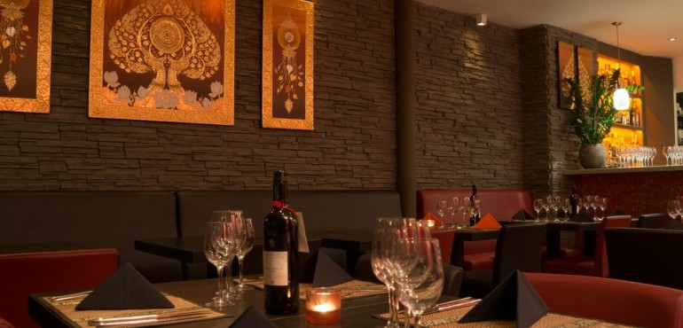 Thai Smile Uccle, by Thai Square