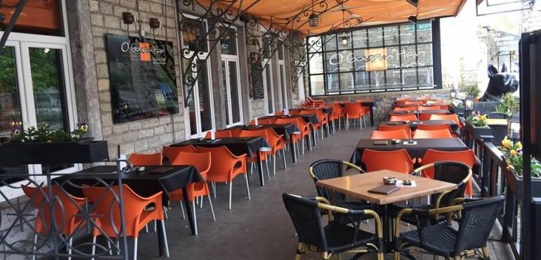 Brasserie O'Gourm'Han