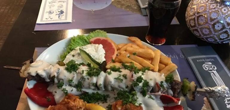 Grieks Restaurant Cyprus
