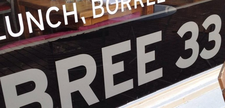 Restaurant Bree 33