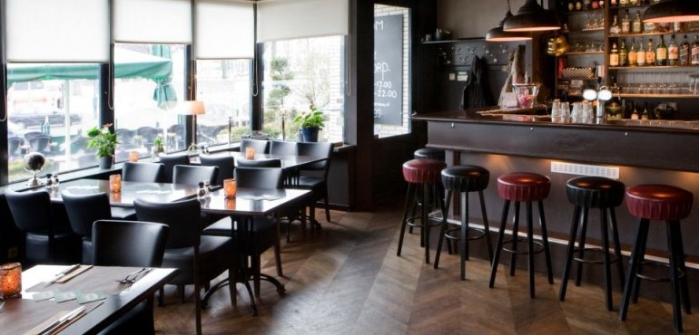 Restaurant . Bar . Eetcafé Kaandorp
