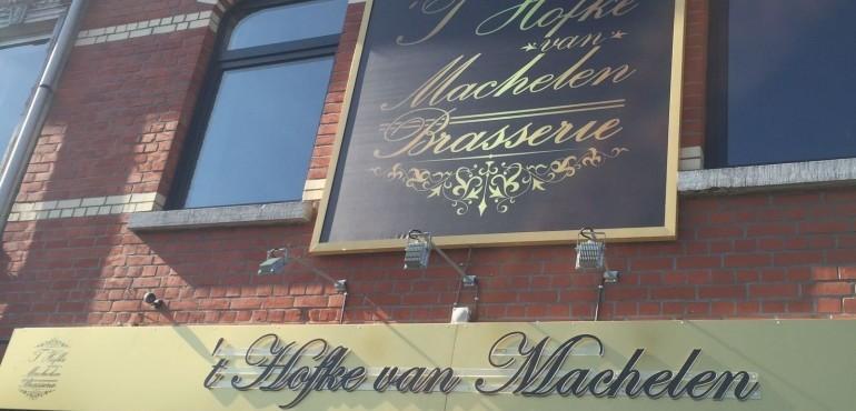 'T Hofke Van Machelen