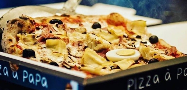 Pizza À Papa Waremme