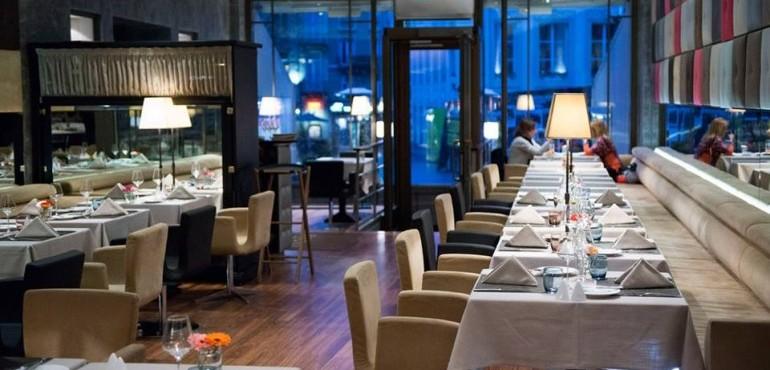 Restaurant Le Pless et l'Hôtel Le Place d'Armes