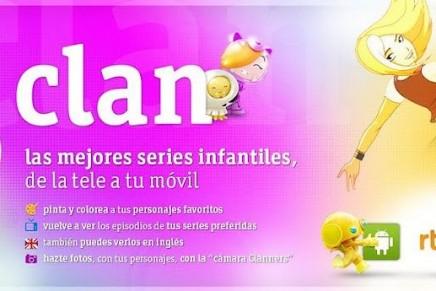 Clan TV: La app para los niños, con Pocoyó, Caillou, Dora la Exploradora, Sandra, y más