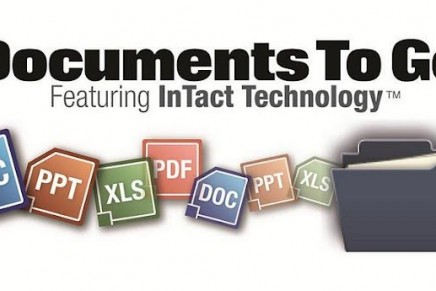 Documents to go: App para ver los documentos de Microsoft Excel, Word, y Power Point en nuestra tablet