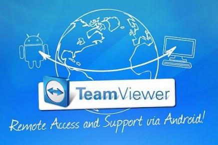 Teamviewer: App para controlar el PC desde tu tablet