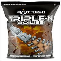 10mm Triple-N Freezer Boilies x 1kg Bag ...