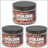 18mm Poloni Wafters x 70g Tub