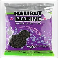4mm Halibut Pellets x 900g Bag