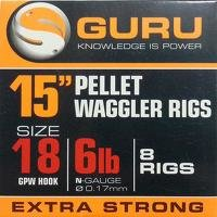 Bait Bands 15 Inch 0.17 - Size 18 GPW
