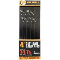 Bait Bands 4 Inch 0.15 - Size 18 QM1