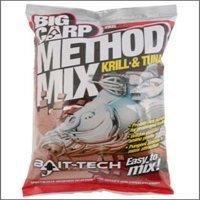 Bait Tech Big Carp Krill & Tuna Method Mix x 2kg Bag